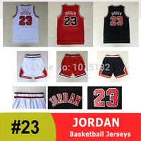 Michael Jordan Jersey Chicago #23 Jordan Basketball Jersey and Shorts Kit Best Quality Fast Free Shipping
