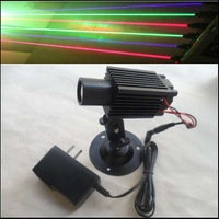 100mW green laser module with power adapter and bracket, big green laser beam, plug and use free shipping