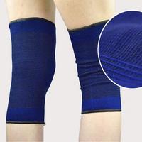 Kneepad kinesio tape MTB bicycle leggings knee bags brace paintball to protect the price of one pair