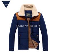 Winter New Fashion Down & Parkas Men's Winter Jacket Outdoor Men Coat jacket casual-jacket man C013