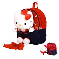 Hot Child Baby KT Cat Anti-lost Backpacks Leash for Children Toddler Safety Harness Belt mochila