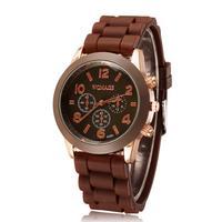 Watch Woman Fashion Brand Luxury Ladies Watches Women Dress Relogio Analog Quartz Bracelet Wristwatches g Silicone