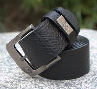 Free shipping Men belt The fashion leisure leather belt