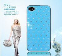 Big Promotion!! Luxury Diamond Full Star phone Case For Iphone 4 4s 4G Bling Rhinestone Back Cover For Iphone4 S Drop Shipping