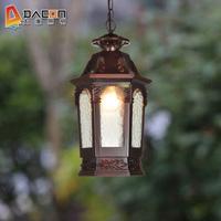 free shipping wall lamp Fashion classic outdoor lamp outdoor pendant light garden lights balcony pendant light