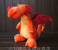 Dinosaurs doll  plush toys  for children boys  gift one piece 45cm
