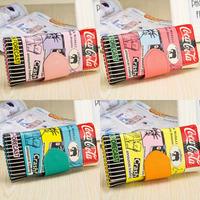Cola Color Printing Scrawl Women Wallet Fashion Ladies Mobile Case Factory Outlet Long Money Clip Purse