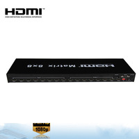 HDMI Switch/Splitter 8x8