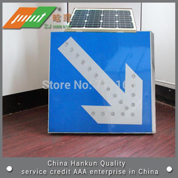 Solar arrow traffic safety signs(China (Mainland))