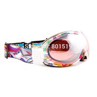 New 2015 Skiing Eyewear Ski Glasses Goggles 21 Colors Available Snowboard Goggles Men Women Snow Glasses Fashion Ski Googles