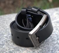 Hit men belt fashion new leisure leather belt