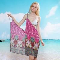 New Summer 2014 Beach Cover Up Women Beach Dresses Bikini Cover Ups Dresses Sexy Swimwear Saida De Praia