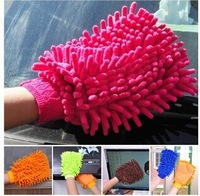 microfiber Snow Neil fiber high density car wash mitt car wash gloves towel