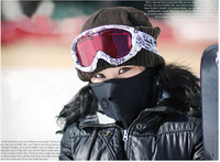 sports face mask High Quality Outdoor Sport Mask & Winter Ski Mask & Warm Half Face Mask For Cycling Sport For Promotion