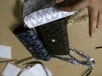 10pcs/lot PROMOTION New Fashion Famous Designers Brand Michaeled handbags women bags PU LEATHER BAGS/shoulder otes bags