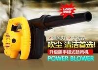 Professional high-power 1200W governor Computer Hairdryer Precipitator  Electric Blower Precipitator computer dust blower