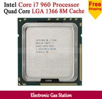 Original Processor for Intel Core i7 960 3.2GHz Quad Core LGA 1366 130W 8M Cache Desktop CPU