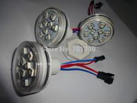 45mm diameter amusement park led pixel light;9pcs 5050 leds;DC12V;2.16W;IP65