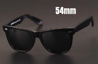 Free Shipping Hot selling 54MM rb 2140 High Quality Unisex women and men Wayfarer Sunglasses with box,manual,pouch