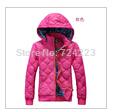 New Spring 2014 Thin Women Windbreaker Breathable Climbing Outdoor down Jackets Sports Coat,slim windbreaker pulls size coat