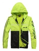 Free shipping Man spring 2014 New Brand men hoody sportswear tracksuits men jacket for men Windbreaker coat