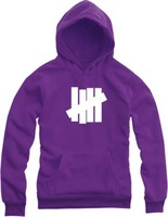 2014 New Autumn and Winter Undefeated Technical 5 Strike UNDFTD Hip Hop Thick Fleece Hoodies