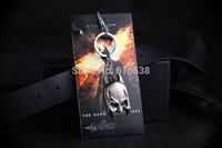 Free Shipping Super Hero Justice League Batman Mask Keychains Key Chain Metal Pendants Key Ring