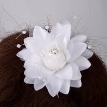 Hot Sale Free shipping Wedding Hair Head Flower Bridal Hair Accessories For Women