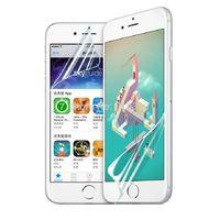 10pcs/lot  iphone6 plus transparent film Mobile Phone6 film Protective Film For iPhone 6 plus Screen Protector 5.5 inch
