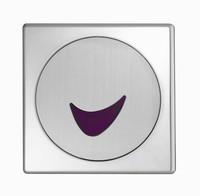 urinal sensor with solenoid flush valve sensor toilet sensor bathroom accessories stainless steel panel urine sensor