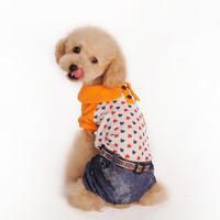 New sales Christmas LOVE yellow shirt cute dog cloth teddy/Chihua hua/Pomeranian/Bichon frise/Maltese