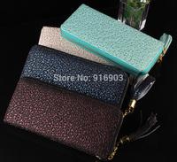 Hot Famous Brand New Wallet,Good Quality National Gold Pattern Design Women's Fashion Organizer Purse,Elegant Money Clutch,SJ101