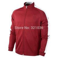 promotion !! Top  Quality  KOKE   GRIEZMANN   ARDA  2014-2015   Season    Soccer  Jacket  coats  training suit  Free Shipping