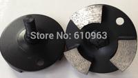 68mm diameter diamond grinding block for concrete grinding