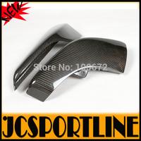 Brand New Carbon Fiber Front Spoiler Splitters Flaps Aprons For Mercedes Benz R171 SLK 2009-2011 (Fit For Benz R171 09-11)