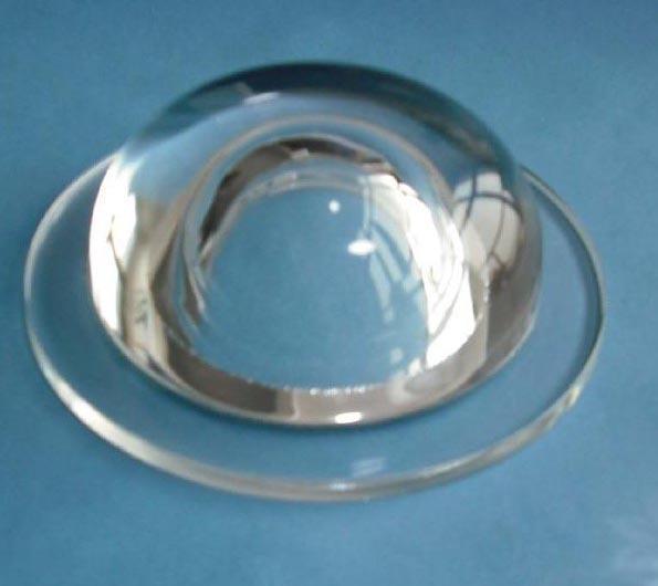 5pcs/lot LED 67mm Convex Lens Optical Glass LED Lens Auto Car Lamp(China (Mainland))
