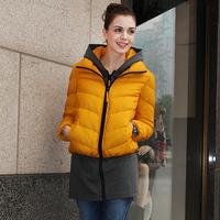 2014 winter fashion women down jacket down coat free shiping