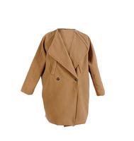 Fasot Fashion Winter Women's Long Duster Wool Coats Cape Peacoat Outerwear   Free Shipping