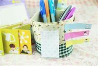 2014 New Fashion Exo Kpop BAEKHYUN SEHUN LAY Memo-sticker Brand Exo Sticky Note
