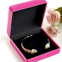 Min Order is $5 (mix order)Free Shipping high quality bracelets box gift jewelry women's bangles box