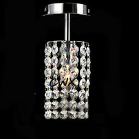 LED crystal chandeliers lights 110V-220V Dia100mm small chandelier