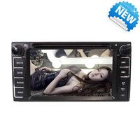 2 Din Car DVD Player GPS Navigation Car PC Multimedia Radio Stereo WIFI IPOD BT for Toyota Yaris Corolla Prado RAV4 Camry Prebia