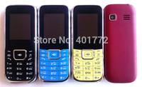 Russian Keyboard! NEW Slim Mobile Phone X352 Ultra Thin Pocket Mini Phone Cheap Dual SIM Card Cell phone Russian French Language
