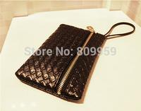 british black plaid handbag embossed hotsale women vintage mini leather bag brand ladies small wedding clutch bags party purse