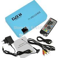 Digital TV Box LCD VGA/AV Tuner DVB T FreeView Receiver DZ88