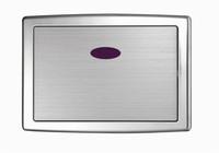 stainless steel panel urinal sensor with solenoid flush valve sensor toilet sensor bathroom accessories no touch urine sensor
