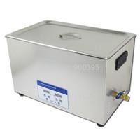 Free shipping wash dishing equipment ultrasound dish washer dish wahing machine JP-100S(30liter,digital)