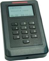 Free shipping TCPIP standalone RFID door access control with Software, access control standalone single door controller