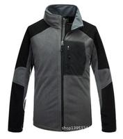 2014 New brand coolmax waterproof windproof softshell jacket men winter casual jacket ski hunting hiking climbing fleece jacket