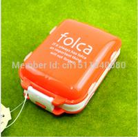 3-layer folding small kit a big +7 Georgia / portable kit / first aid kit/Pill Cases & Splitters